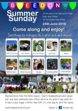 Coming VERY Soon - Breedon Summer Sunday Event