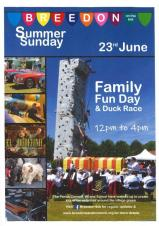 Breedon Summer Sunday Event is almost here!
