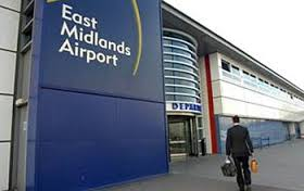 East Midlands Airport - Future Airspace
